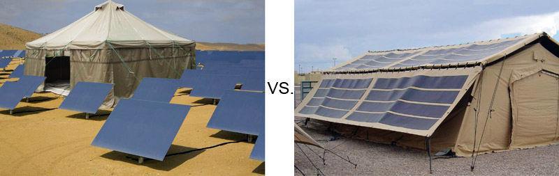 ETI's Tactical Solar vs Other Solar Solutions